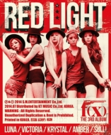 Vol.3: Red Light [Taiwan Version B/Wild Cats]