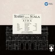 ヴェルディ(1813-1901)/Aida: Serafin / Teatro Alla Scala Callas Tucker Barbieri Gobbi