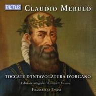 オルガン用タブラチュア譜によるトッカータ全集 フランチェスコ・タシーニ(3CD)