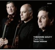 Piano Trio, 2, 3, 4, : Voces Intimae
