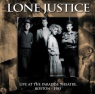 Live At The Paradise Theatre Boston 1985