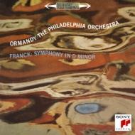Symphony, Symphonic Variations: Ormandy / Philadelphia O Casadesus(P)+d'indy