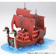 ワンピース 偉大なる船コレクション 九蛇海賊船 プラスチックキット