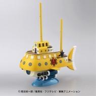 ワンピース 偉大なる船コレクション トラファルガー・ローの潜水艦 プラスチックキット