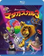 マダガスカル3 3枚組3D・2Dブルーレイ&DVD