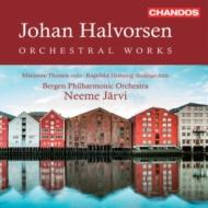 交響曲第1番、第2番、第3番、管弦楽曲集 ネーメ・ヤルヴィ&ベルゲン・フィル(4CD)