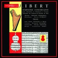協奏的交響曲、アルト・サックス室内小協奏曲、三重奏曲 ピエルロ、ウーブラドゥ&パリ室内楽協会、ミュール、ロザンタール&パリ・フィル、他