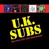 A.D.1979-81 the Gem Years (5CD)