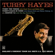 England's Foremost Tenor Sax Meets Us Jazz