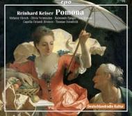 歌劇『ポモナ』全曲 イーレンフェルト&カペラ・オルランディ・ブレーメン、ヒルシュ、サンドマン、他(2010 ステレオ)(2CD)