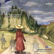 『ペール・ギュント』第1組曲、交響的舞曲集 オードラン&ケルン放送交響楽団