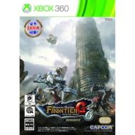 ローチケHMVGame Soft (Xbox360)/モンスターハンター フロンティアg6 プレミアムパッケージ
