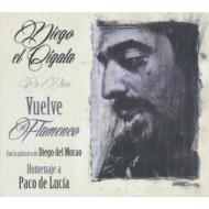 Vuelve El Flamenco: Homenaje A Paco De Lucia: フラメンコへの帰還〜パコ デ ルシアに捧ぐ