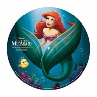 リトル マーメイド Little Mermaid サウンドトラック (ピクチャー仕様/アナログレコード/Walt Disney)