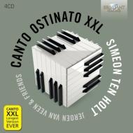 『4台のピアノとオルガンのためのカント・オスティナートXXL』 ファン・フェーン、ベルクヴェルフ、他(4CD)