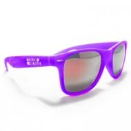 COLOR ME RAD サングラス【Purple】
