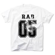 COLOR ME RAD 限定NUMBERTシャツ 【XL】