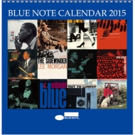 Blue Note Records Calendar / 2015�N�J�����_�[