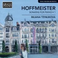 Piano Sonatas Vol.1: Tzinlikova