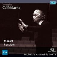 モーツァルト(1756-1791)/Requiem: Celibidache / French National Radio O & Cho (1974)