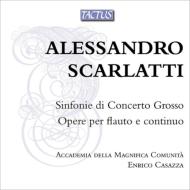 合奏協奏曲形式の12のシンフォニア カサッツァ&アカデミア・デッラ・マニフィカ・コムニタ(2CD)