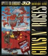 ローチケHMVGuns N' Roses/Appetite For Democracy: 3d Live At The Hard Rock Cafe Casino: Las Vegas (+cd)(Dled)(Lt