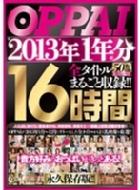 OPPAI 2013年1年分 全タイトルまるごと収録!!16時間