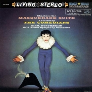 Masquerade Suite: Kondrashin / Rca Victor So +kabalevsky: The Comedians