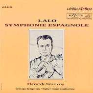 Symphonie Espagnole: Szeryng(Vn)Hendl / Cso