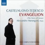 『エヴァンゲリオン〜28のピアノ小品によるイエスの物語』 マランゴーニ