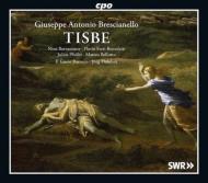 歌劇『ティスベ』全曲 ハルベック&イル・ジュスト・バロッコ、フェッリ=ベネデッティ、ベルンスタイナー、他(2012 ステレオ)(2CD)
