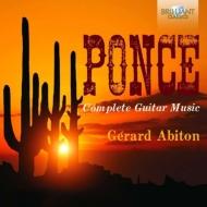 ギター作品全集 ジェラール・アビトン、トレル&アンサンブル・オルケストラル・ストリンジェンド、他(4CD)