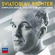 Sviatoslav Richter - Complete Decca, Philips DG Recordings