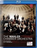 Symphony No.1, Cello Concerto No.1, etc : Currentzis / Mahler Chamber Orchestra, Isserlis(Vc)