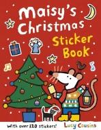 Maisy's Christmas Sticker Book(洋書)