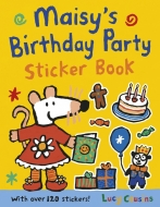 Maisy's Birthday Party Sticker Book(洋書)