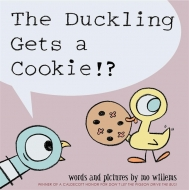 The Duckling Gets A Cookie!?(洋書)