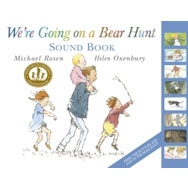 We're Going On A Bear Hunt Sound Chip Edition(洋書)