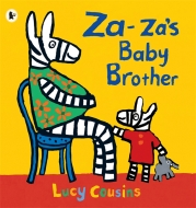 Za-Za's Baby Brother (洋書)