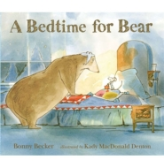 A Bedtime For Bear(洋書)