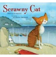 Phyllis Root/Scrawny Cat(洋書)