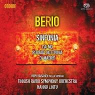 シンフォニア、カルモ、『マドリードの夜警隊の行進』による4つの変奏 リントゥ&フィンランド放送響