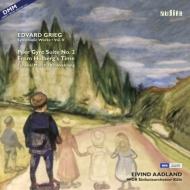 『ペール・ギュント』第2組曲、ホルベルク組曲、他 オードラン&ケルン放送交響楽団