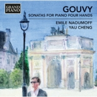 Sonatas For Piano 4 Hands: Naoumoff Yau Cheng