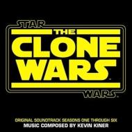 スター・ウォーズ/クローン・ウォーズ Star Wars: The Clone Wars Season One サウンドトラック (アナログレコード/Walt Disney)