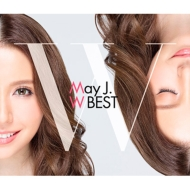 May J.W BEST -Original & Covers-(2CD+DVD)