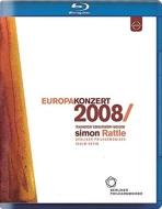 ベートーヴェン:交響曲第7番、ブルッフ:ヴァイオリン協奏曲第1番、他 ラトル&ベルリン・フィル、レーピン(ヨーロッパ・コンサート2008)