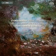 弦楽四重奏曲第1番、第2番 ステンハンマル四重奏団