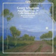 ピアノ四重奏曲、チェロ・ソナタ ミュンヘン・ピアノ三重奏団、D.クレメル