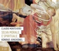 『倫理的、宗教的な森』 ユングヘーネル&カントゥス・ケルン、コンチェルト・パラティーノ(3CD)